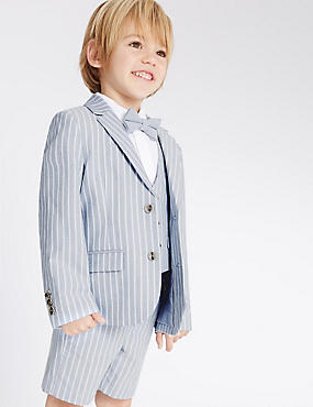 Striped Blazer (3 Months - 5 Years)