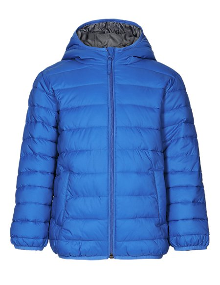 Hooded Padded Jacket (1-7 Years)