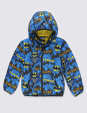 Batman™ Jacket (3 Months – 5 Years)