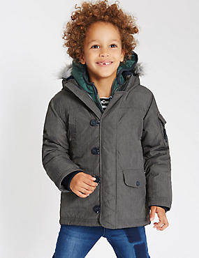 Stormwear™ Parka Coat (1-7 Years)