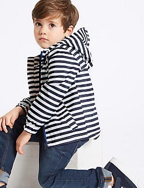 Stripe Lightweight Raincoat (3 Months - 7 Years)