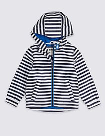 Stripe Lightweight Jacket (3 Months - 7 Years)