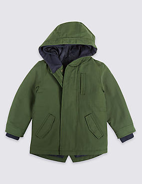 3 in 1 Parka Coat (3 Months - 7 Years)