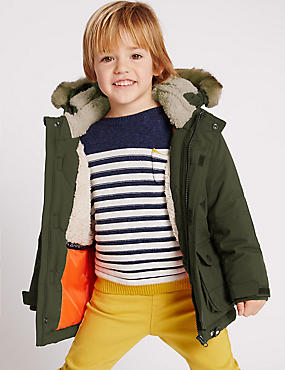 Stormwear™ Parka Jacket (1-7 Years)