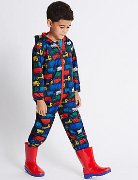Kids' Car Puddlesuit (1-7 Years)