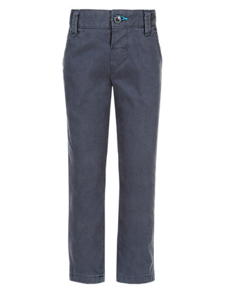 Chino Trousers (1-7 Years) Clothing