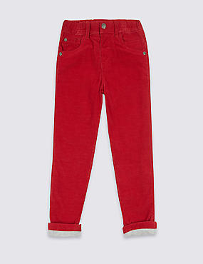 Cotton Rich Trousers (3 Months - 6 Years)