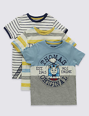 3 Pack Thomas & Friends™ T-Shirts (12 Months - 6 Years)