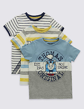 3 Pack Thomas & Friends™ T-Shirts (1-6 Years)