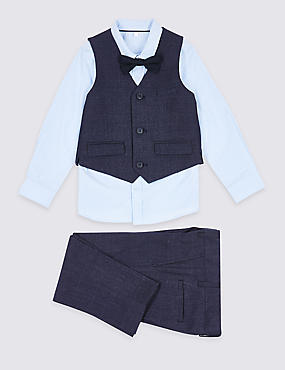 4 Piece Adjustable Wasit Outfit (1-5 Years)