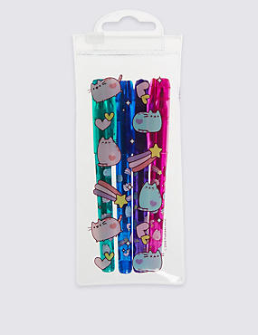 Kids' Pusheen Gel Pen Set