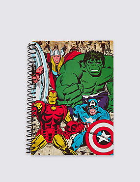 Kids' Marvel Notebook
