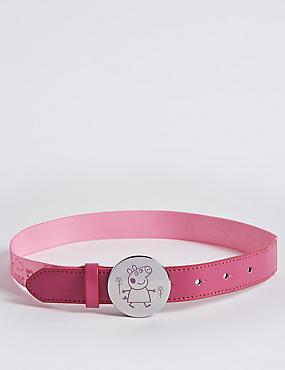 Kids' Peppa Pig™ Belt, PINK MIX, catlanding