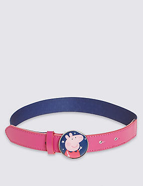 Kids' Peppa Pig™ Buckle Belt