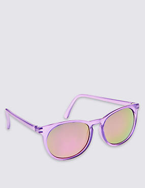 Kids' Keyhole Sunglasses (Older Girls)