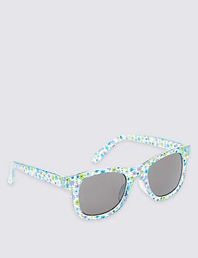 Kids' Ditsy Floral Sunglasses (Younger Girls)
