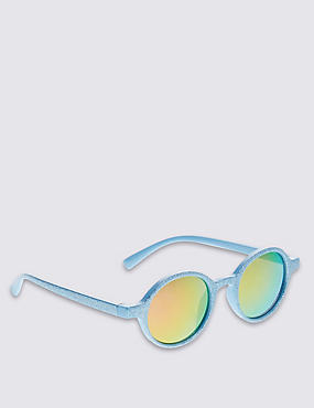 Kids' Glitter Sunglasses (Older Girls)