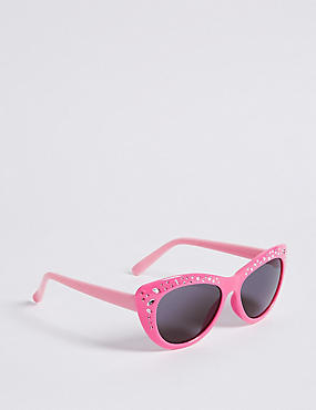 Olders' Cat Eye Sunglasses