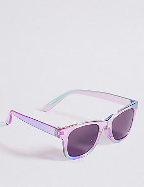Kids' Colour Block Sunglasses