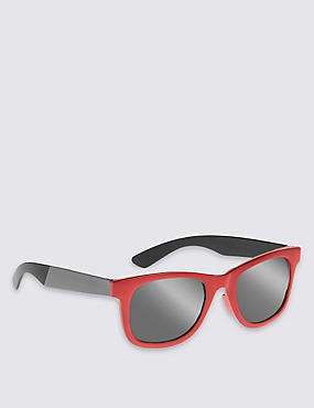 Kids' Retro Sunglasses (Older Boys)