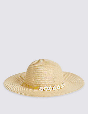 Kids' Daisy Summer Hat
