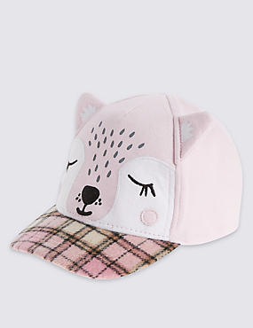 Kids' Pure Cotton Novelty Baseball Cap