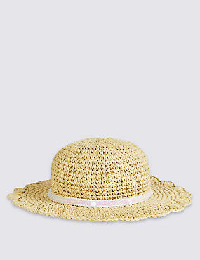 Kids' Floppy Summer Hat
