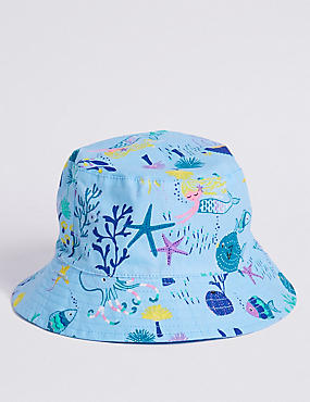 Kids' Reversible Hat (3 Months - 6 Years)