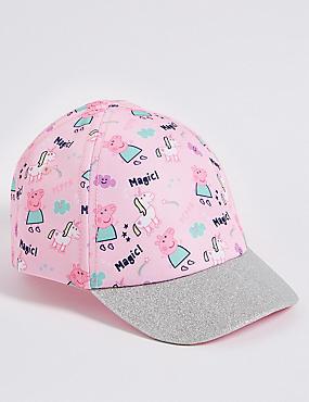 Kids' Peppa Pig™ Baseball Hat (3 Months - 6 Years), PINK MIX, catlanding
