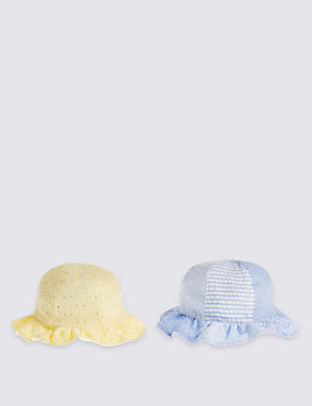 Kids' 2 Pack Hats
