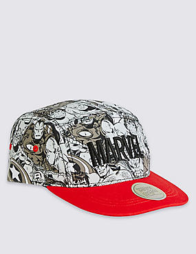 Kids' Marvel Baseball Cap