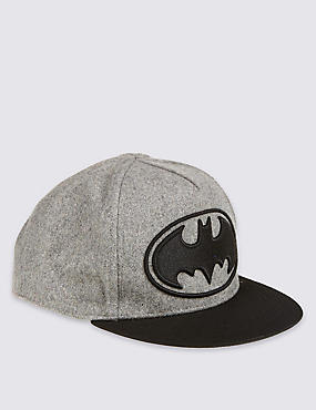 Kids' Wool Blend Batman™ Hat