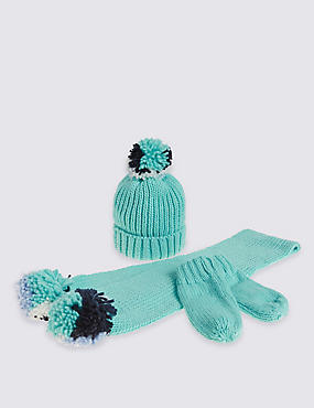 Kids' Hats, Scarf & Gloves Sets