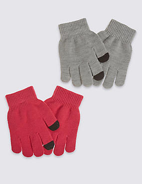 Kids' 2 Piece Magic Gloves