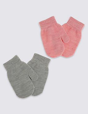 Kids' 2 Pack magic Mittens