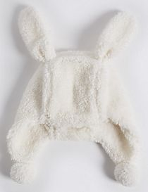 Kids' Bunny Trapper Hat