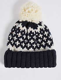 Kids' Fairisle Hat