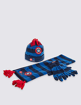 Kids' Thomas & Friends™ Hat, Scarf & Gloves Set