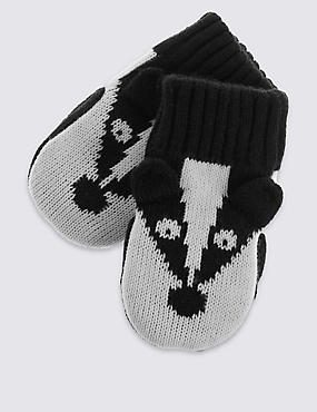 Kids' Badger Mittens