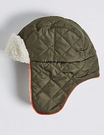 Kids' Borg Trapper Hat