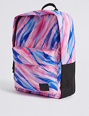 Kids' Backpack, MULTI, catlanding