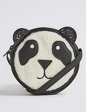 Kids' Panda Cross Body Bag