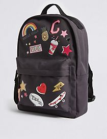 Kid's Badge Rucksack