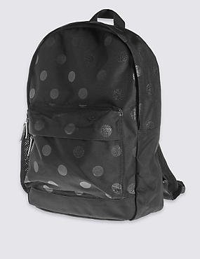 Kids' Back to School Reflective Rucksack