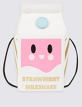 Kids' Milkshake Cross Body Bag