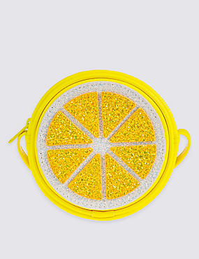 Kids' Lemon Cross Body Bag