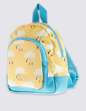 Kids' Rain Cloud Rucksack