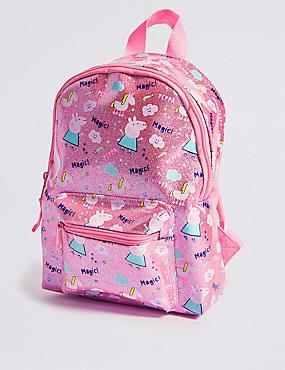 Kids' Peppa Pig™ Backpack, PINK MIX, catlanding