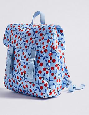 Backpack Bag, PALE BLUE MIX, catlanding
