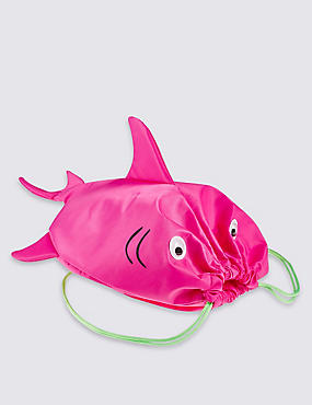 Kids' Novelty Drawstring Bag